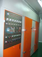 Solid UV solid machine and control system