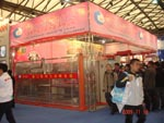 participate in Shanghai 2009 international surface processing exhibition